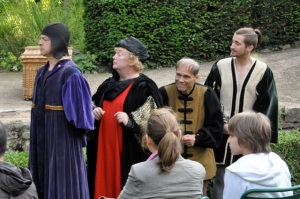 photo du spectacle volpone
