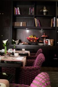 photo restaurant le boudoir hotel champs elysées plaza