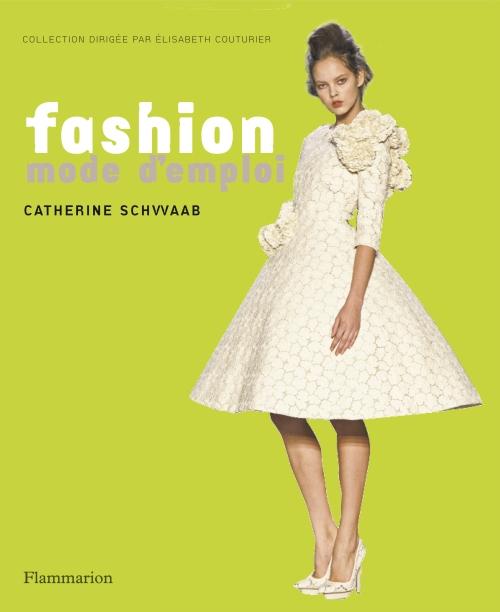 photo de la couverture fashion mode d'emploi