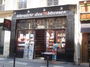 photo de la librairie
