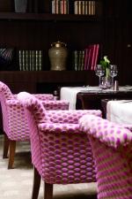 photo le boudoir restaurant de l'hôtel champs elyssées plaza