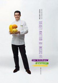 photo: livre de la cuisine de william ledeuil