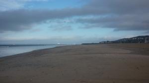 la plage deauville