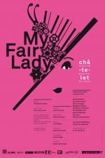affiche My fair Lady