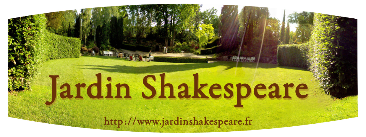 Sortir paris in et off parisienne paris choses - Theatre de verdure du jardin shakespeare pre catelan ...