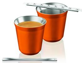 Nespresso - Coffret de tasses Nespresso PIXIE Linizio Lungo filtre