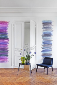 Maison M Veronique Villaret bleu orage violet-violetta 1